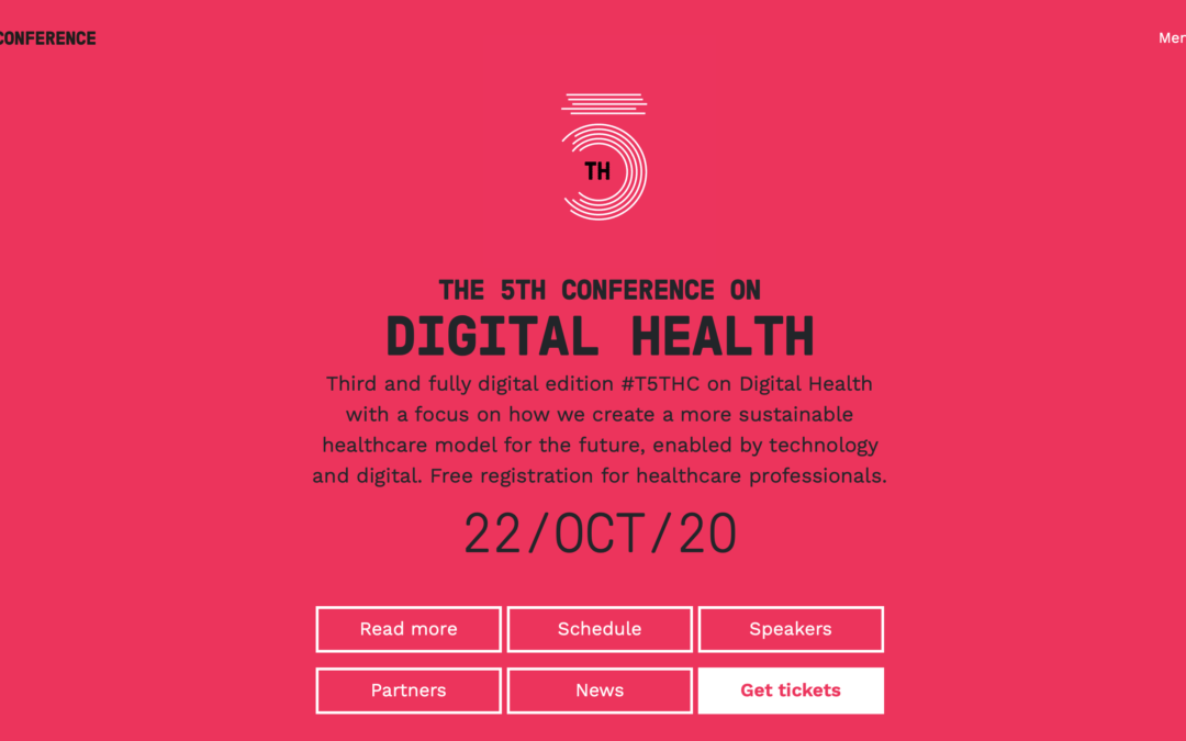 Indigo at 5th Conference on Digital Health
