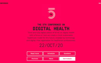 Indigo at 5th Conference on Digital Health