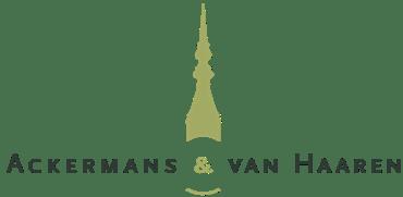 Logo Ackermans en Van Haaren