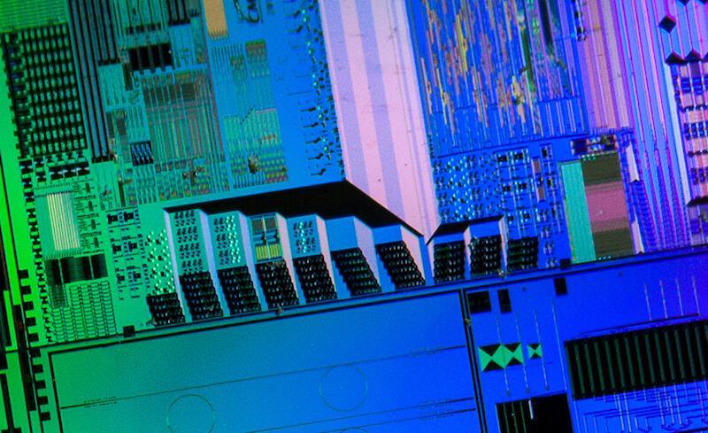 Test Chip Detail